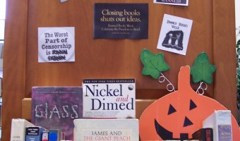 Banned Books Week September 30−October 6, 2012