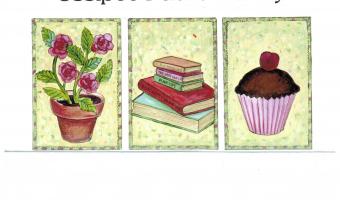 Plant, Book & Bake Sale on Saturday, June 29, 2013