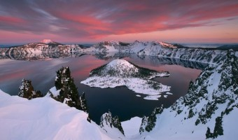 Slideshow Presentation: Crater Lake and Yellowstone National Parks on October 7 at 6:30pm