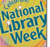 Celebrate National Library Week April 13-19, 2014