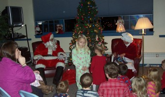 Thanks for making Stories with Mrs. Claus a success!