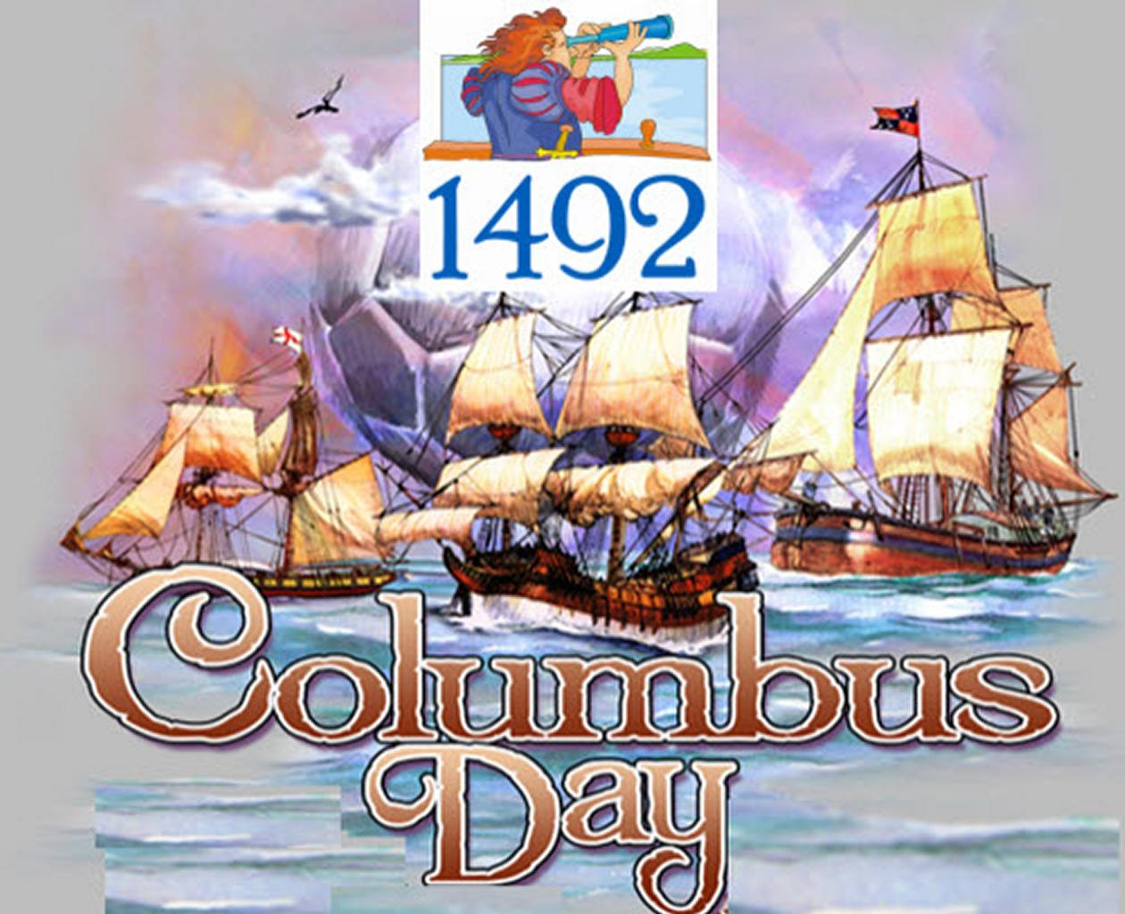 Columbus Day Holiday October 9th Lackawanna County Library System