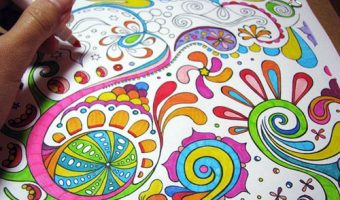 Adult Coloring Monday, April 10th 6:30PM -7:30PM