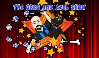 The Greg & Axel Show at Ossipee Town Hall Friday, December 29th at 1:00PM