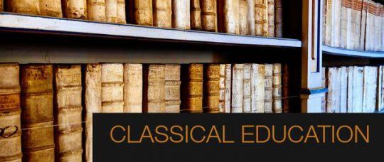 Classical Education Talk ~ Thursday 4/19/2018 at 6PM