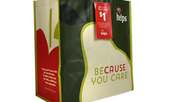 Ossipee Public Library chosen as June beneficiary of Hannaford Helps Reusable Bag Program