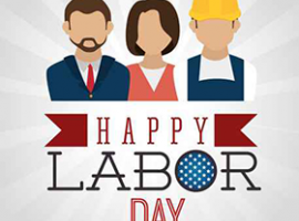 The Ossipee Public Library will be closed in observance of Labor Day on  Monday,  September 3, 2018