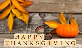 The library will be closed in observance Thanksgiving on Thursday, November 22, 2018.