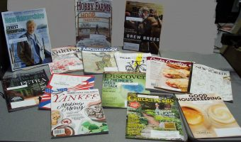 Check out our collection of periodicals