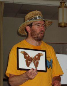Butterfly guy