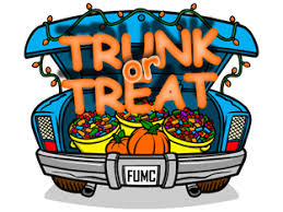 Trunk Or Treat Clipart - 58 cliparts